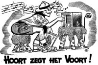 Hoort zegt het Voort was een Nederlands radioprogramma bij de ...: nl.scoutwiki.org/Hoort_zegt_het_Voort_(radioprogramma)